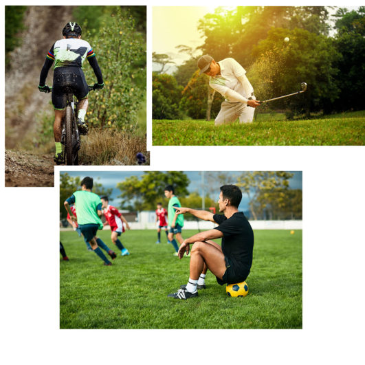 Sport en Dordogne Périgord